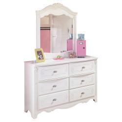 Exquisite Dresser and Mirror