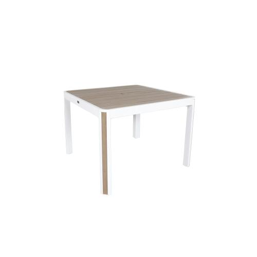 "Deco 42"" Square Dining Table"