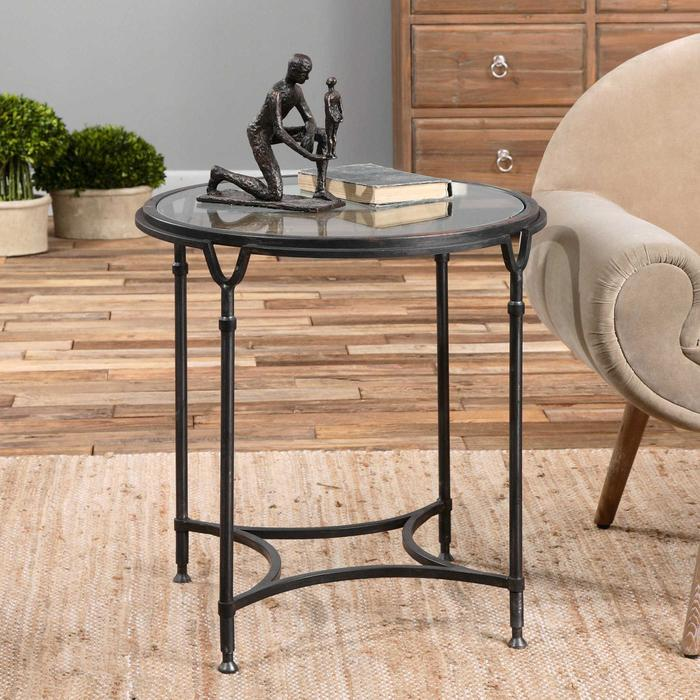 Uttermost - Samson Side Table