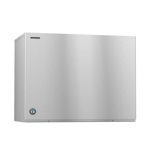 KM-2600SWJ3, Crescent Cuber Icemaker, Water-cooled, 3 Phase