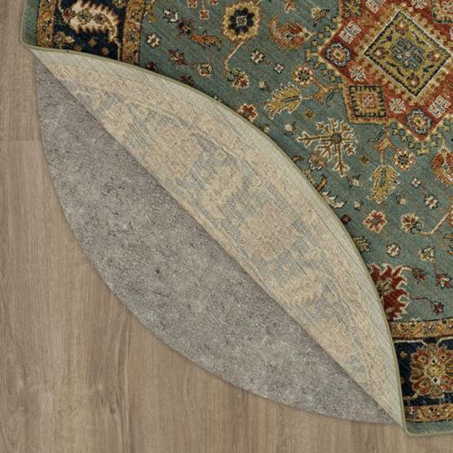 "Karastan - Spice Market Deir Aquamarine 3' 5""x5' 5"""