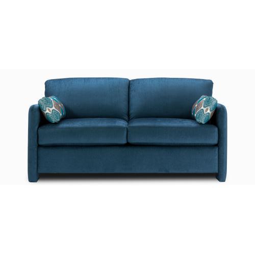 Jaymar - Scarsdale Sofa-lit Double Recouvrement : Nusilk Navy - Gr.A