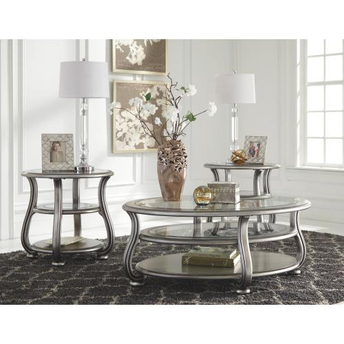 Coralayne End Table