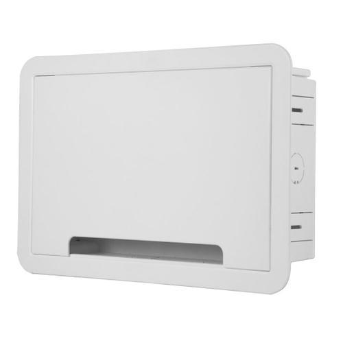 "Sanus - 9"" TV Media In-Wall Box"