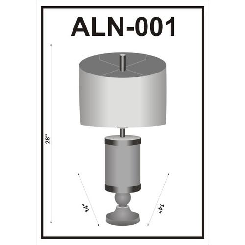 "Alsen ALN-001 28""H x 14""W x 14""D"