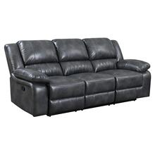 Navaro Reclining Sofa, Gray U7120-00-03