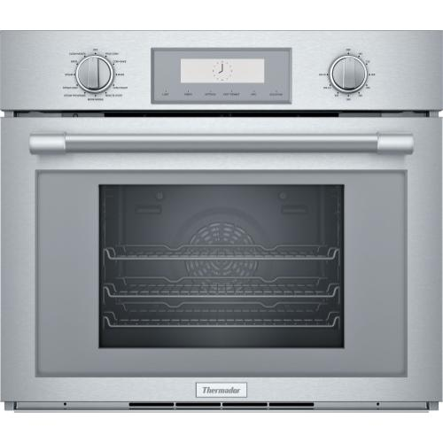 Steam Convection Oven 30'' Masterpiece® Stainless Steel PODS301W