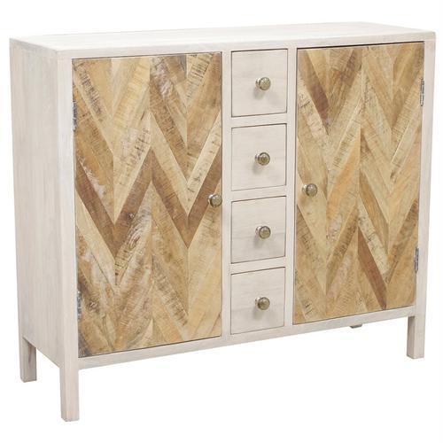 Stein World - Derron 2-door 4-drawer Cabinet
