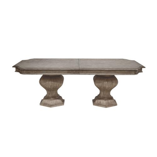Ella Double Pedestal Table Base