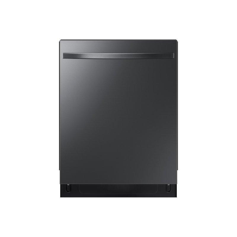Samsung StormWash™ 48 dBA Dishwasher in Black Stainless Steel