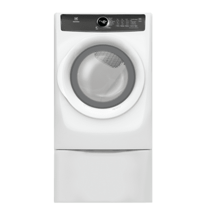 See Details - Front Load Perfect Steam™ Gas Dryer with 7 cycles - 8.0 Cu. Ft.