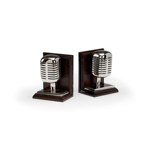 Recording Studio Bookends (pr)