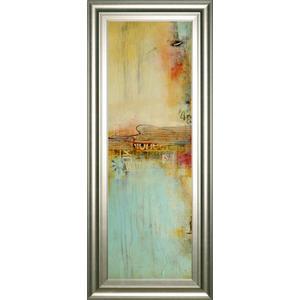 """Eastside Story II"" By Erin Ashley Framed Print Wall Art"