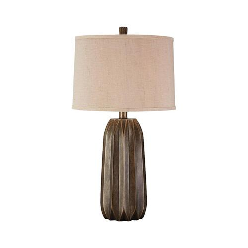 Gallery - Khalil Poly Table Lamp