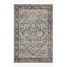 View Product - HTH-01 Navy / Multi Rug