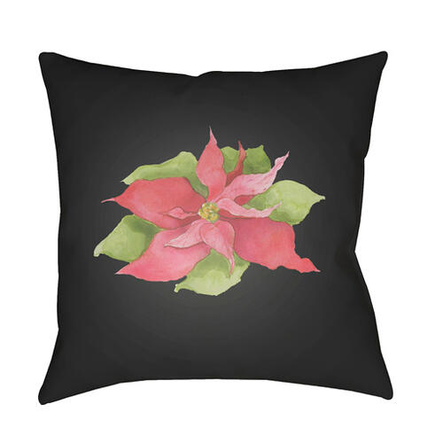 "Poinsettia JOY-030 18"" x 18"""