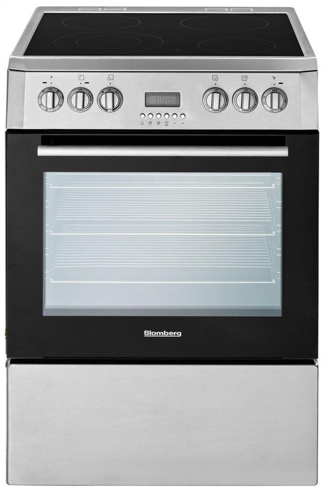 "Blomberg Appliances24"" Freestanding Electric Range"