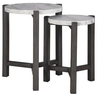 See Details - Crossport Accent Table Set (2/CN)