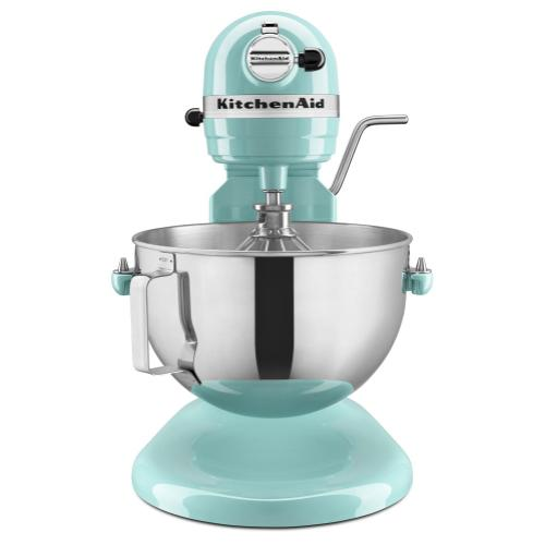 Professional 5™ Plus Series 5 Quart Bowl-Lift Stand Mixer - Aqua Sky