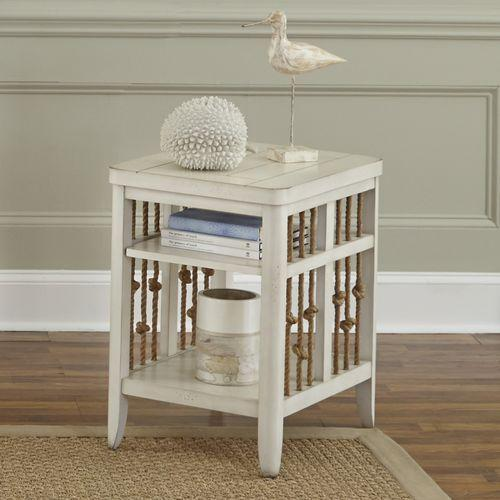 Liberty Furniture Industries - Chair Side Table