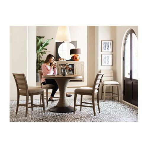 Lindale Counter Height Dining Table - Complete