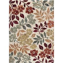 Deco - DCO1317 Cream Rug (Multiple Sizes Available)