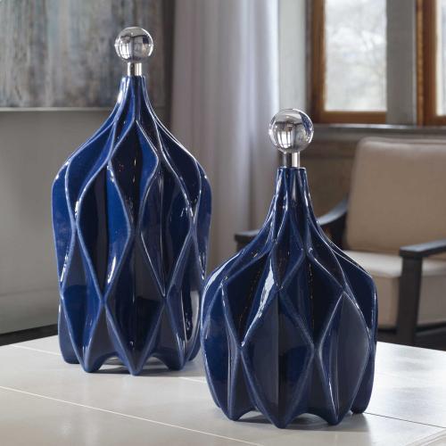 Uttermost - Klara Bottles, S/2