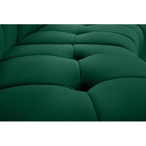 """Limitless Modular Velvet Sofa - 96"""" W x 40"""" D x 31"""" H"""