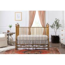 See Details - Vintage Gold Camellia 3-in-1 Convertible Crib