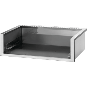 Zero Clearance Liner for BIPRO500 & BIP500 for Built in PRO500, P500 & LEX485 models , Stainless Steel