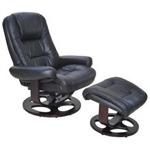 See Details - Jacque II-8021 Pedestal Chair and Ottoman