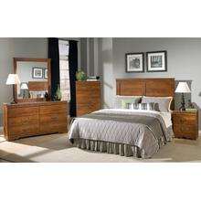 See Details - Amy Lynn/Paper Marble Brown Cherry Dresser
