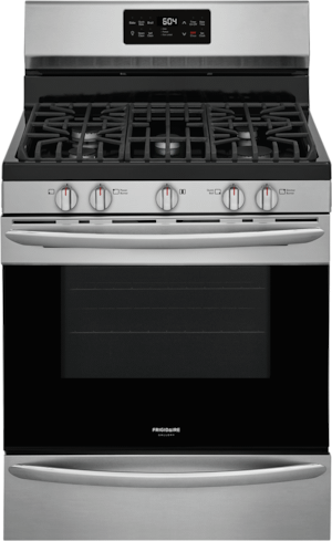 Product Image - Frigidaire Gallery 30'' Freestanding Gas Range with Steam Clean