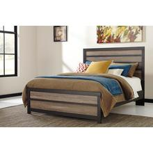 Harlinton Queen Panel Footboard