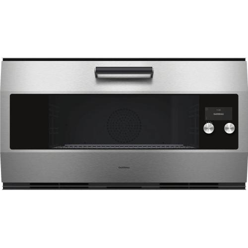"""Gaggenau - Gaggenau EB333610   Single Oven Stainless steel Width 36"""" (90 cm)"""