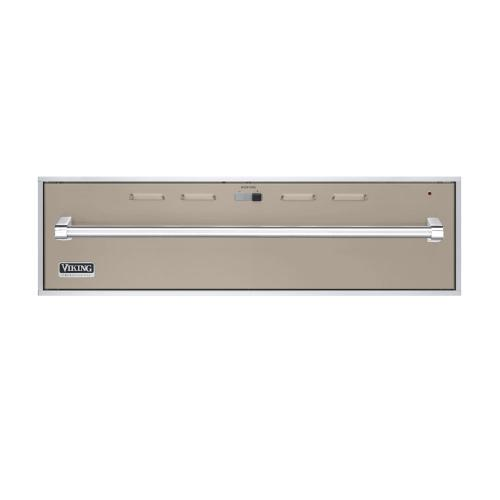 """Taupe 36"""" Professional Warming Drawer - VEWD (36"""" wide)"""