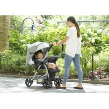 Jeep® Unlimited Reversible Handle Stroller - Grey Tweed (2012)