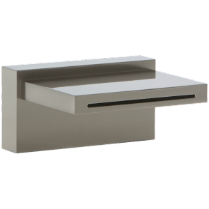 Quarto Deck Mount Tub Filler Brushed Nickel Product Image