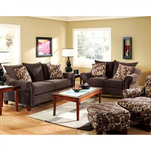 Furniture of America - Chelmsford Ottoman