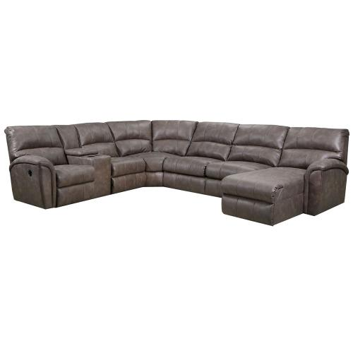 57001 Stirling Right Arm Facing One Arm Chaise