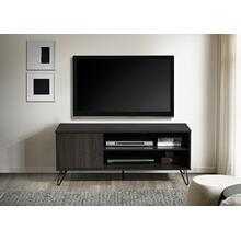 "See Details - 2029 DARK ESPRESSO Faux Wood TV Stand - 47"" L"