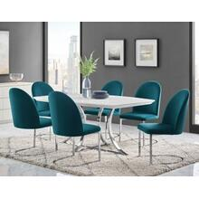 Krista 7 Piece Set (Table & 6 Side Chairs)