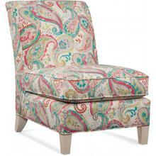 See Details - Riomar Armless Chair