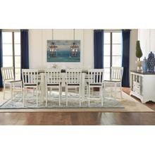 See Details - Mariposa Gathering Height Table and 4 Stools-Coco and Chalk