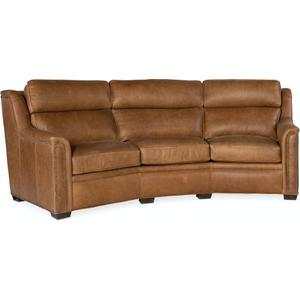Bradington Young - Bradington Young Raiden Stationary Angled Sofa 8-Way 204-99-2