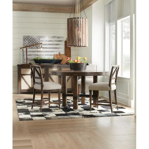 Roslyn County 60in Round Dining Table