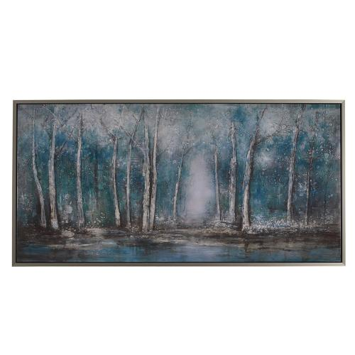 """Crestview Collections - """"CALM FOREST"""""""