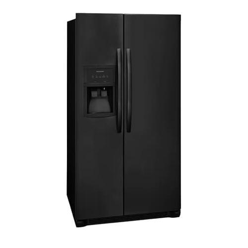 Gallery - Frigidaire 22.0 Cu. Ft. Side-by-Side Refrigerator