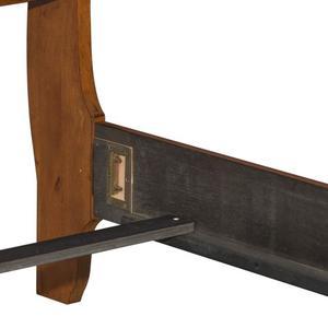 Twin Sleigh Headboard & Footboard