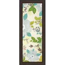 """Fragrant Garden Il"" By Tava Studios Framed Print Wall Art"